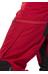 Lundhags Makke lange broek Heren rood/zwart